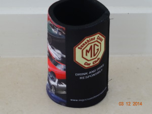 MG Stubbie Holder