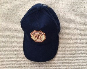 MG New Cap