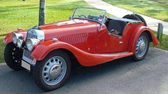 MG Car Club Sunshine Coast – The clubs principal aim is to offer